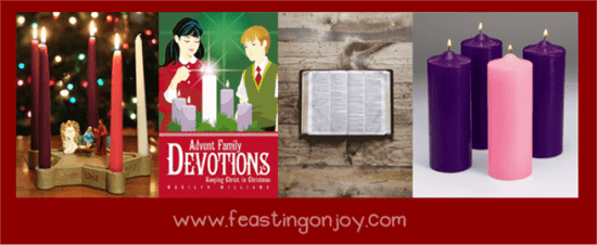 How to Start an Advent Devotion as a Family Tradition 3 | Feasting On Joy