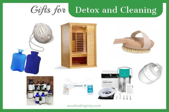 The Colossal Gift Guide for Living the Best Holistic Life {Detox and Cleaning} | Feasting On Joy