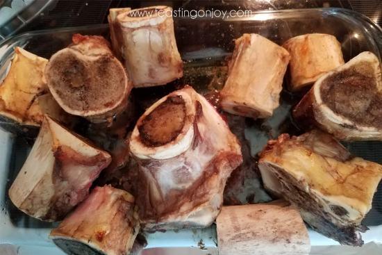 Nutrient Dense Homemade Bone Broth 4 | Feasting On Joy