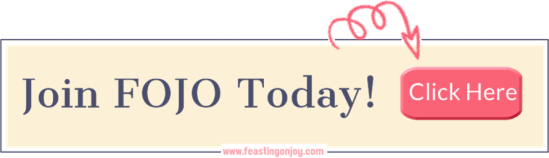 Join FOJO Today | FeastingOnJoy Oils