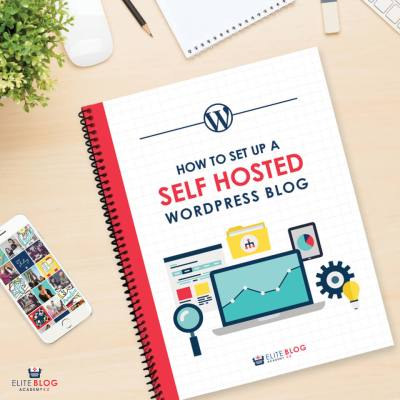 Learn How to Set Up A Self-Hosted WordPress Blog