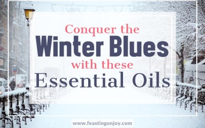 Conquer the Winter Blues with These Essential Oils