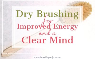 Dry Brushing for Improved Energy and a Clear Mind