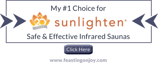 Sunlighten Infrared Saunas | Feasting On Joy