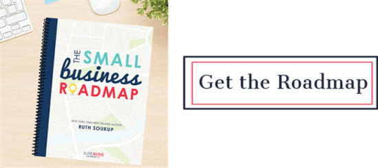 Get the Small Business Roadmap | Feasting On Joy
