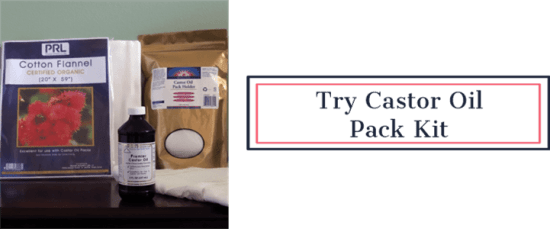 Try the Castor Oil Pack Kit | Feasting On Joy