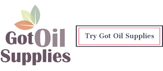 Try Got Oil Supplies | Feasting On Joy
