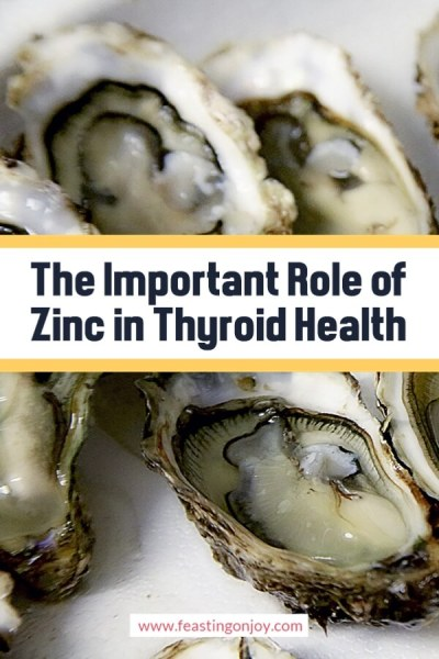 The Important Role of Zinc in Thyroid Health