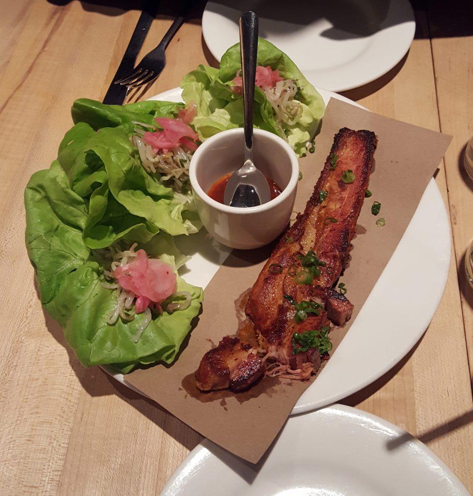 Momofuku Noodle Bar's BBQ Pork Belly Ssäm | Feast In Thyme