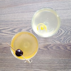 Lemon Ginger Shrubs (and Cocktails!) | Feast In Thyme