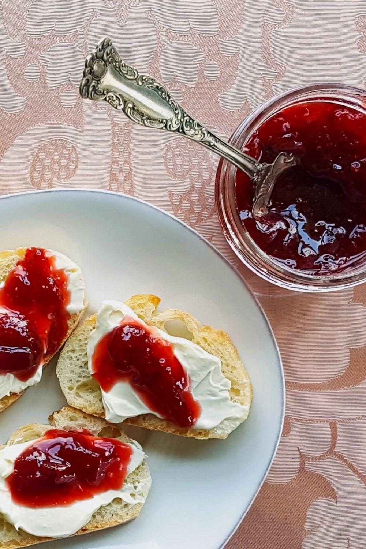 Honey Rum Strawberry Jam | FIJ Mastery Challenge 2017