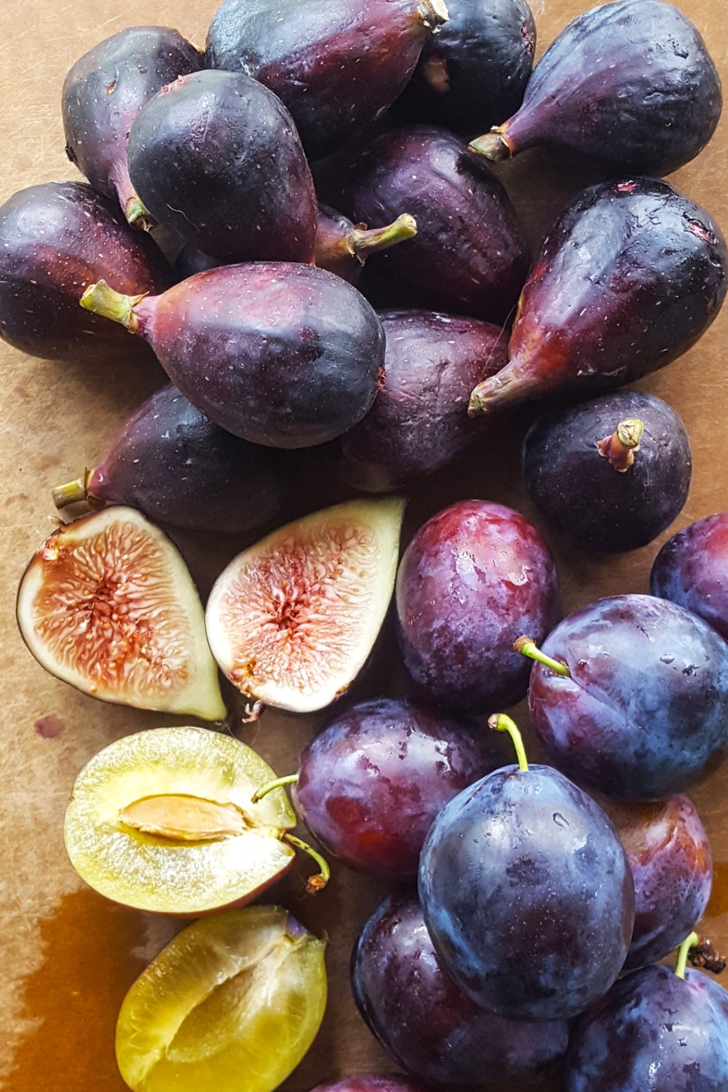 Spiced Fig & Plum Jam | Feast In Thyme