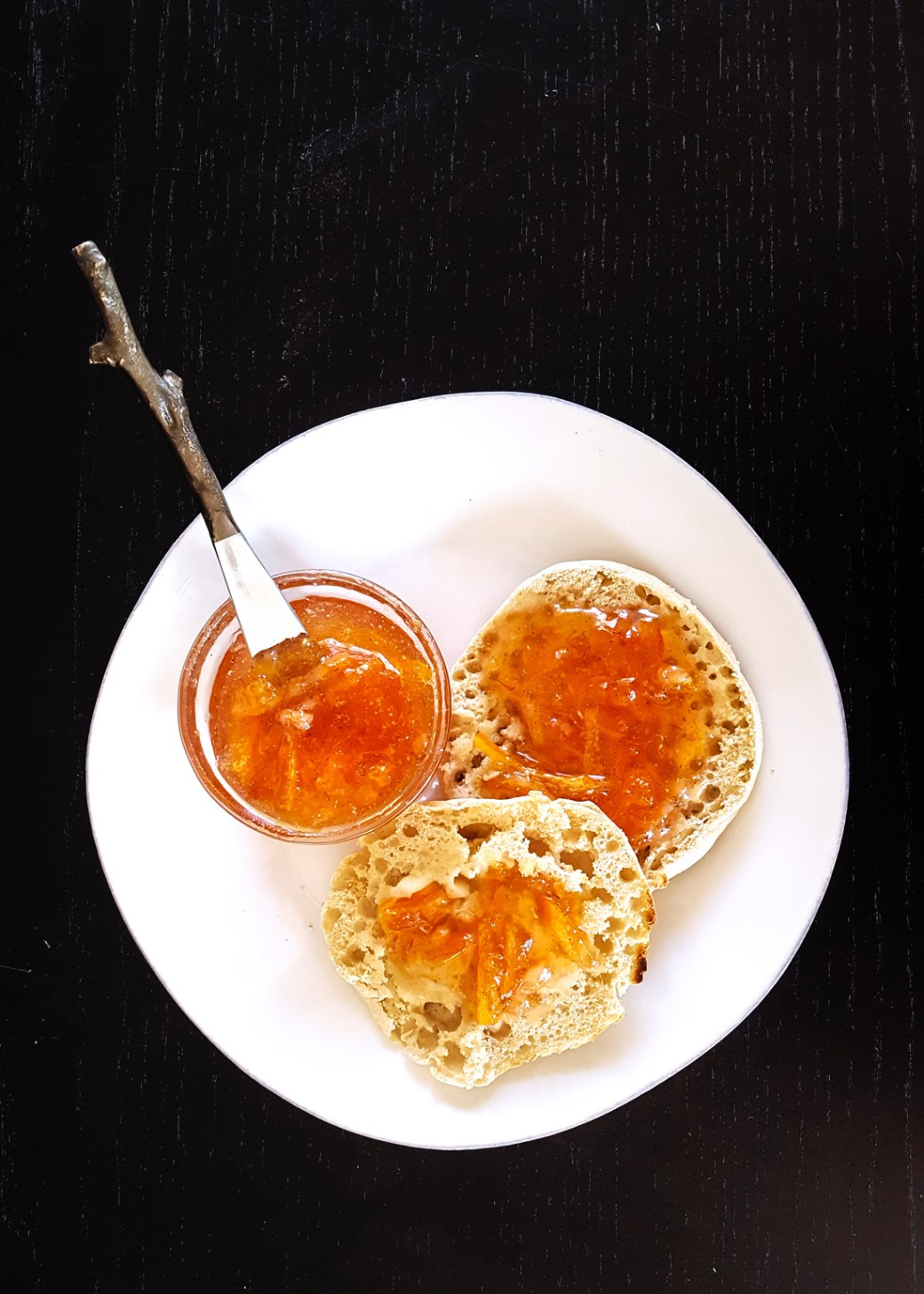 Winter citrus is my favorite way to brighten the gloom of the season. Make this sweet, colorful, and highly adaptable Three Citrus Vanilla Marmalade any time you need a little pick-me-up or a lovely gift for family and friends!   FeastInThyme.com
