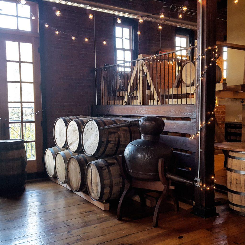 New Liberty Distillery Interior   Thymeline 36   FeastInThyme.com