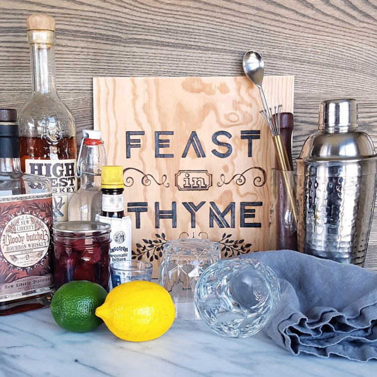 Thymeline 36: A Special Holiday Edition | FeastInThyme.com