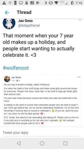 Wolfenoot 2018 explanation