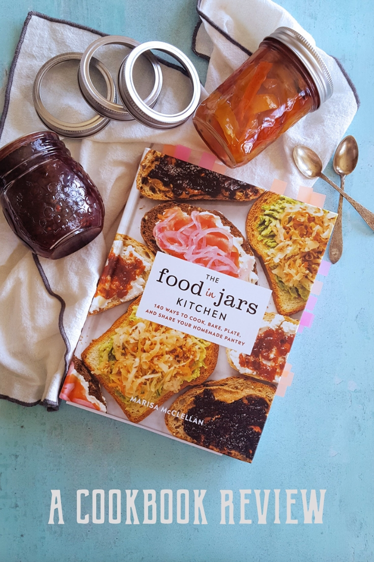 Make the most out of your pantry with Marisa McClellan's latest cookbook, The Food In Jars Kitchen - including her recipe for Jam-Lacquered Chicken Wings! #cookbookreview #homemade #foodinjars | Feastinthyme.com
