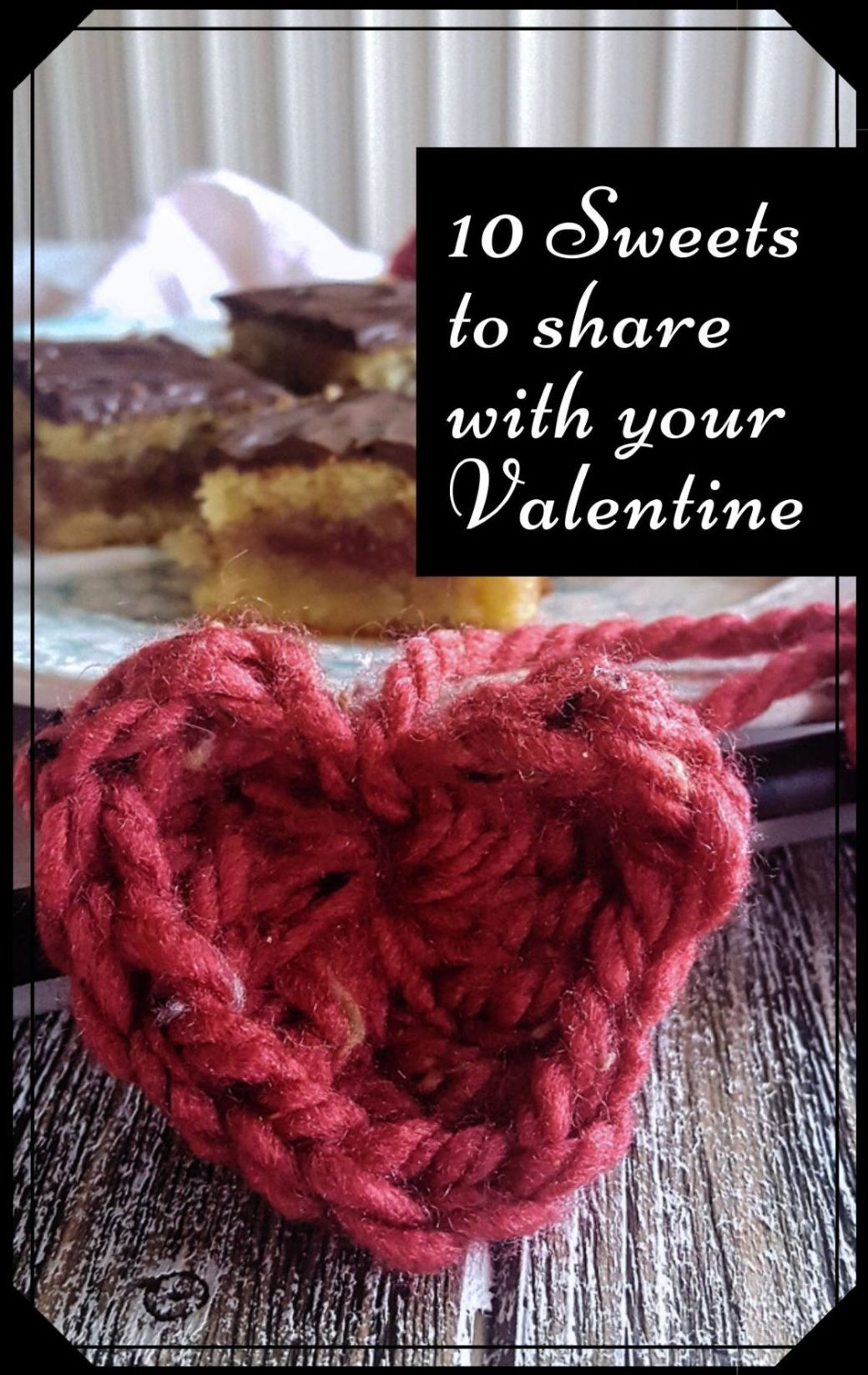 From Valentine to Galentine, these sweet recipes will a bring smiles to the faces of your besties, spouses, and loved ones. #valentine #sweet #dessert | FeastInThyme.com