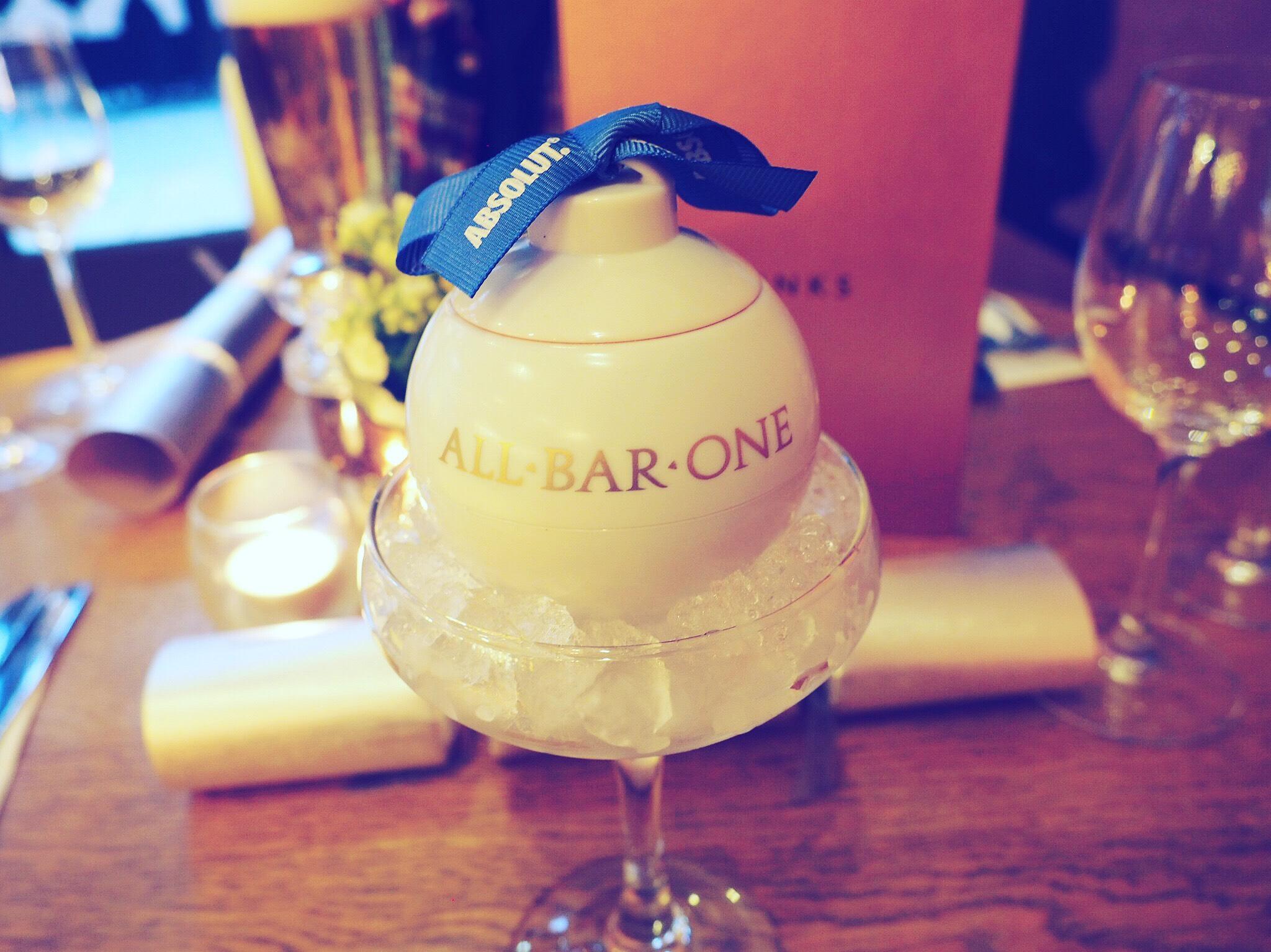 Review: 3 Course Christmas Set Menu – All Bar One York
