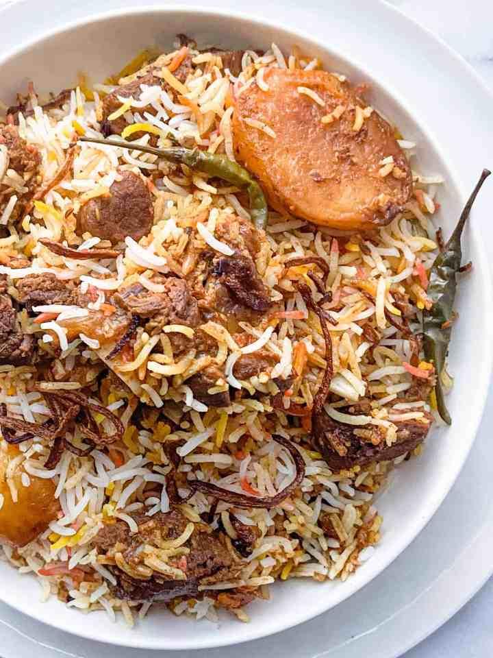 How to make Mutton Biryani?