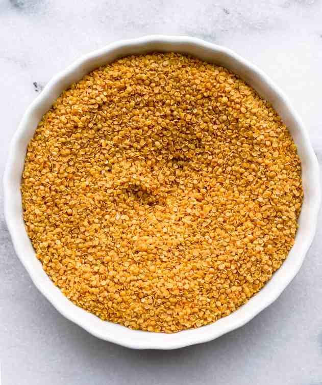 Rai na Kuria. Slit Mustard Seeds for athela marcha.