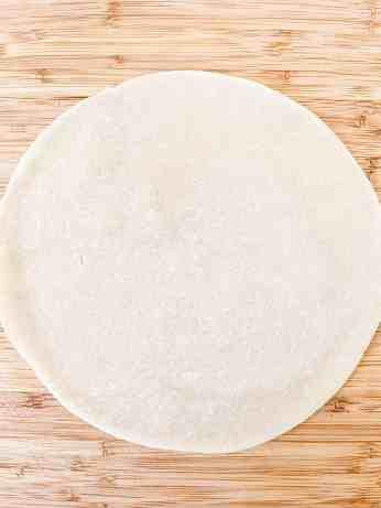 tortilla for Aloo Samosa Recipe.