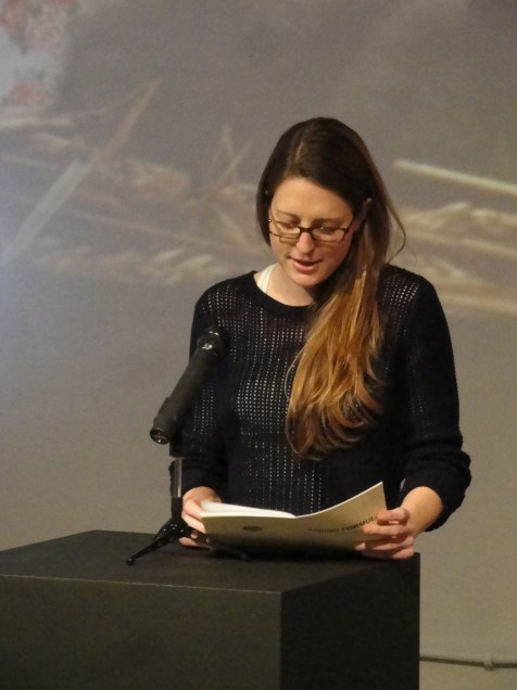 Writer in Residence Kari Marboe