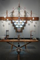 Alter, kinetic sculpture by Terry Peterson