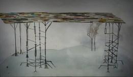 Platform of Possibilities, 2014. Amy Rathbone.