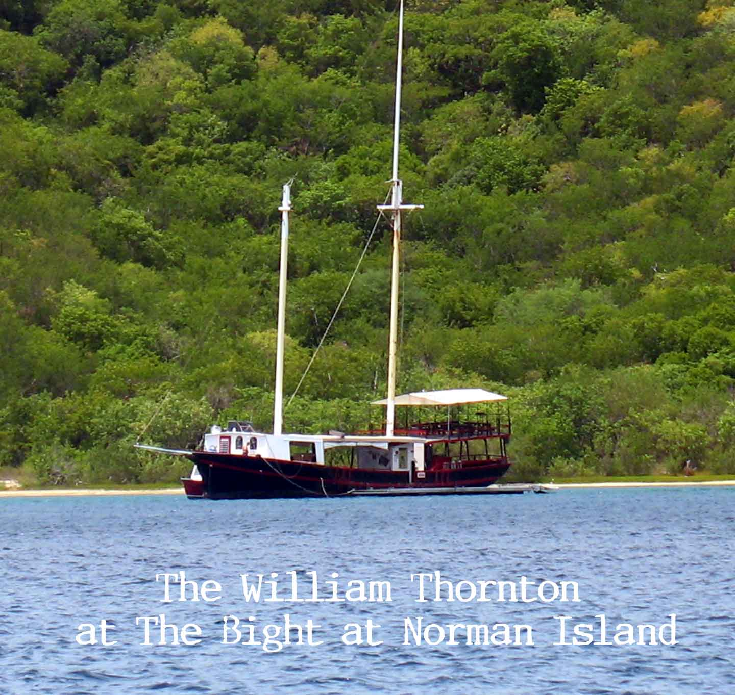 More Bareboat Adventures In The Bvi