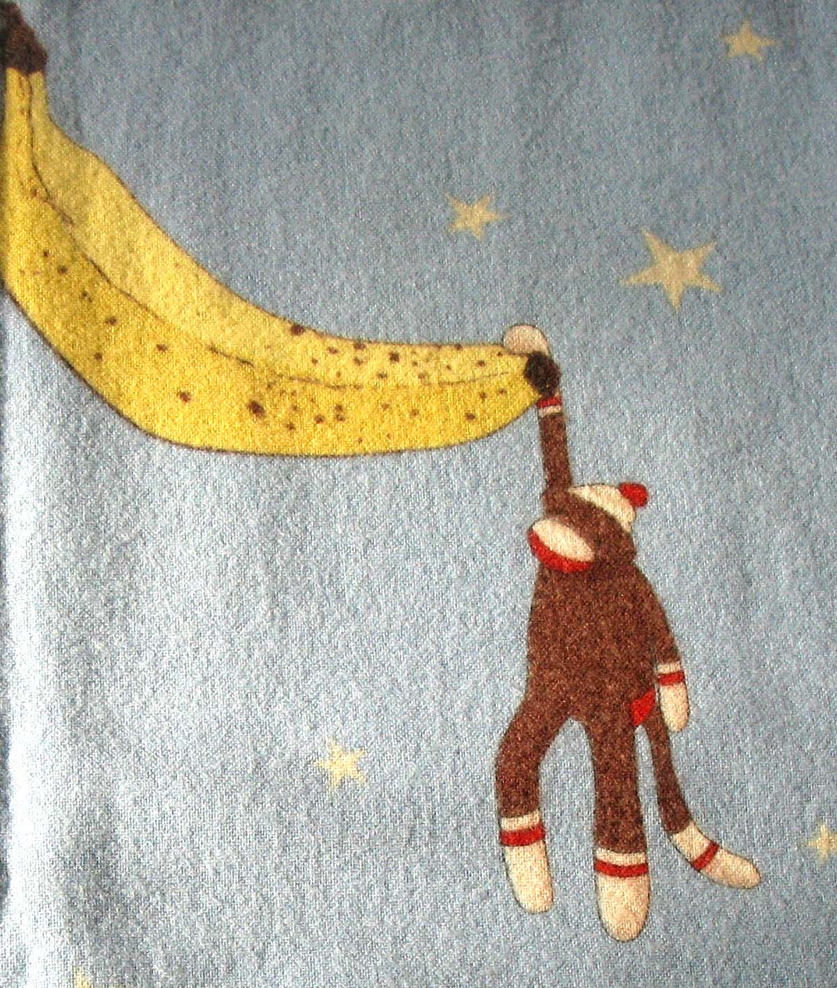 Sock Monkey Fabric And Other Stuff