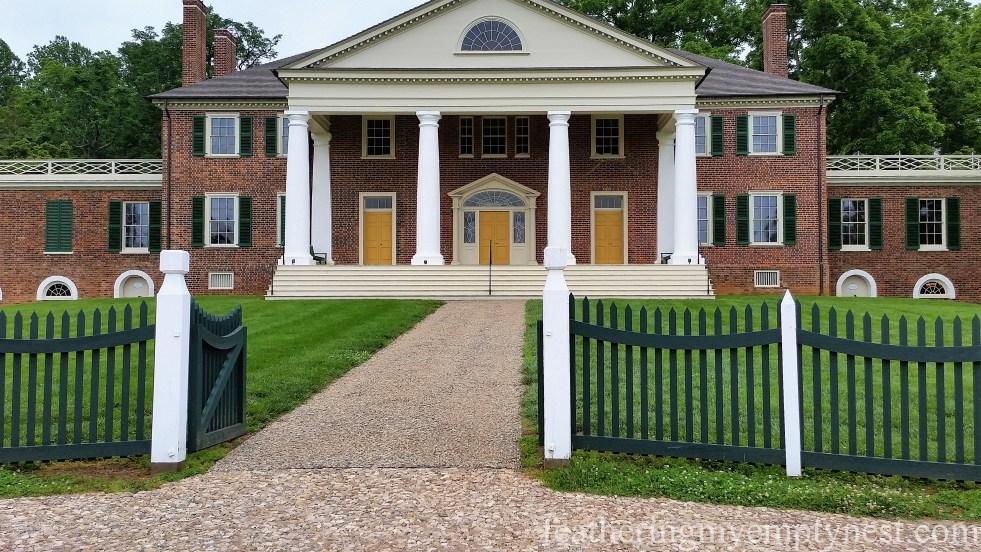 A History Geek's tips for touring Montpelier, James Madison's home in Orange, Virginia