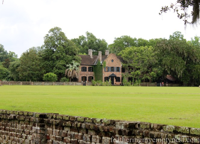 Middleton Place house museum --Exploring The Enchanting Gardens Of Middleton Place