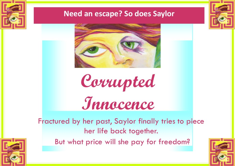 Corrupted Innocence, top seller, new release fiction books 2018, top reads, 5 star rating good reads, author Caroline Mullarkey, published by Feather Knight Books
