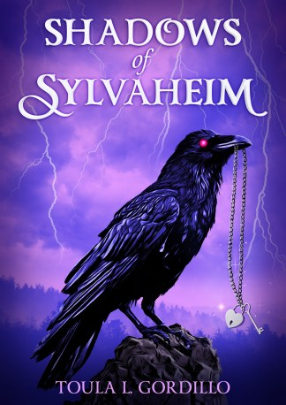 Shadow's of Sylvaheim by Dr Toula Gordillo. Mythic novel and Jungian guide to life