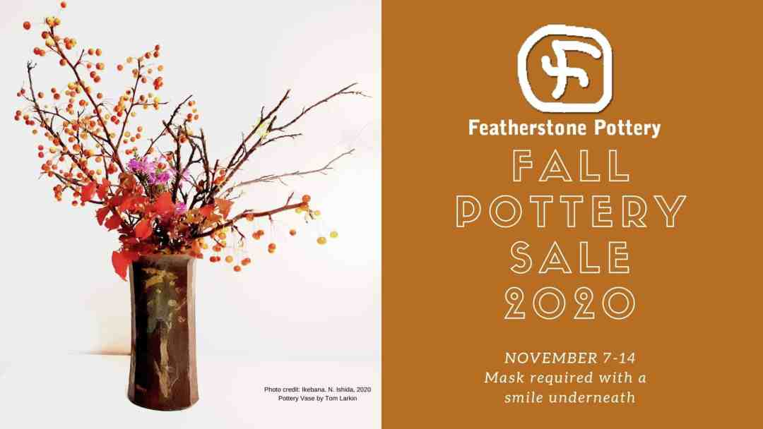 Featherstone Pottery Sale