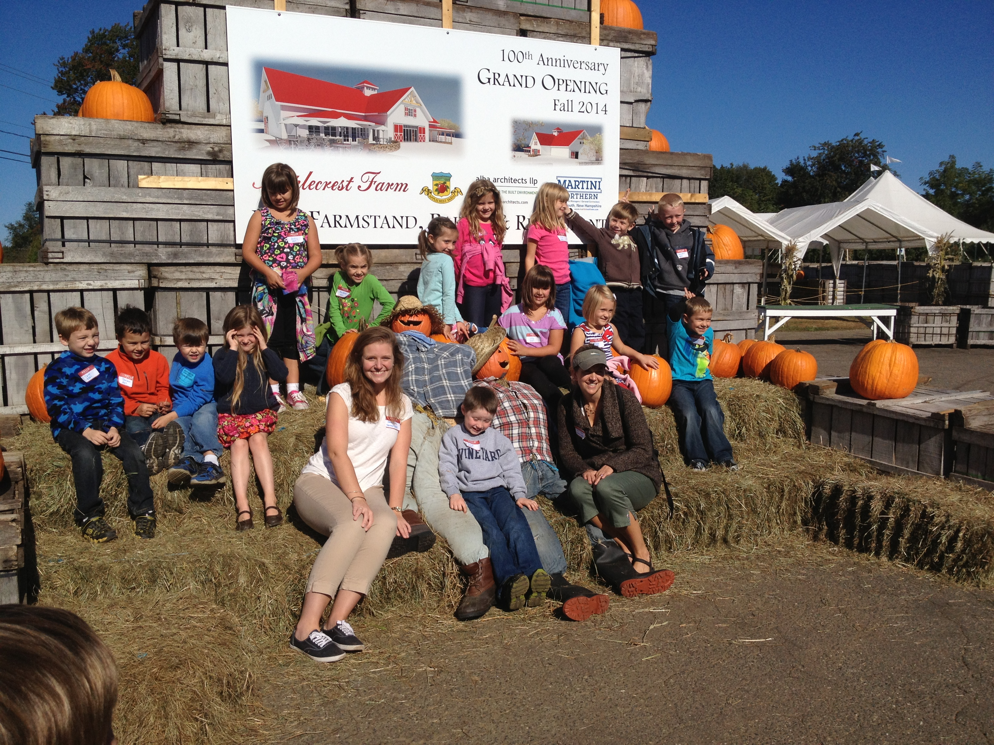 Field Trip To Applecrest Farm