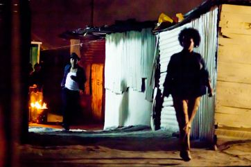 WYWL Shado chases after Asanda in the township
