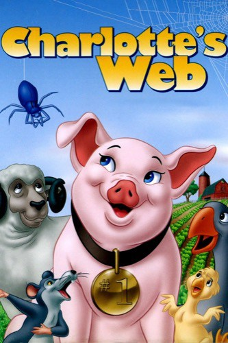 Charlotte's Web 1973 movie poster