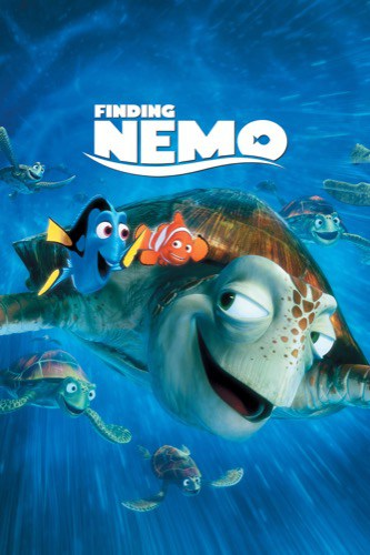 Finding Nemo 2003 movie poster