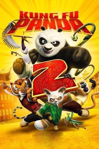Kung Fu Panda 2 2011 movie poster