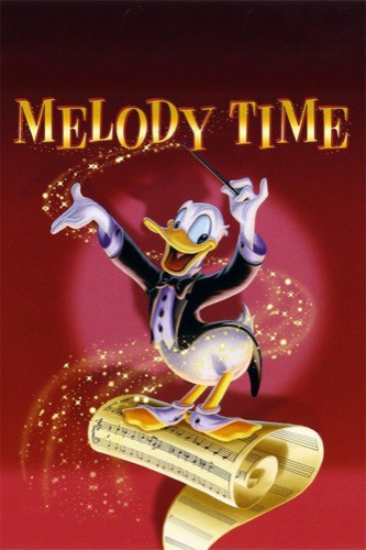 Melody Time 1948 movie poster