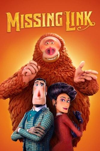 Missing Link 2019 movie poster