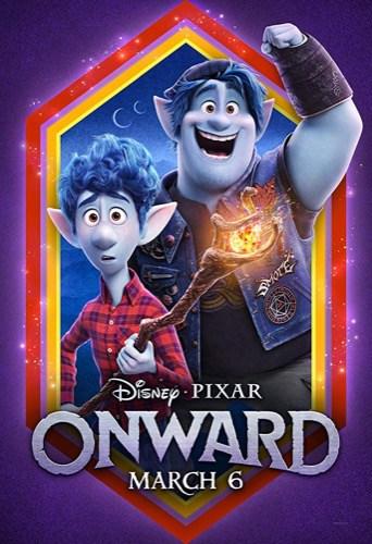 Onward 2020 movie poster 3