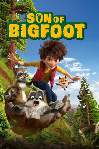 Son of Bigfoot 2017 movie poster