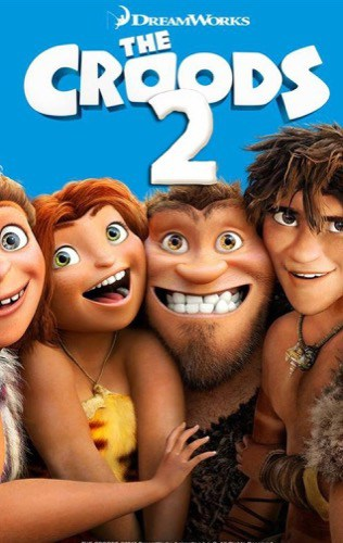 The Croods 2 2020 movie poster