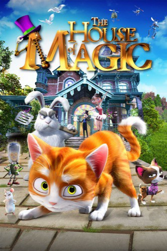 The House of Magic 2013 movie poster