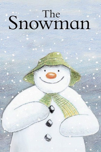 The Snowman 1982 movie poster