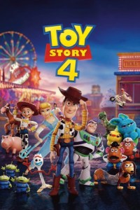 Toy Story 4 2019 movie poster