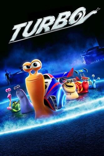 Turbo 2013 movie poster